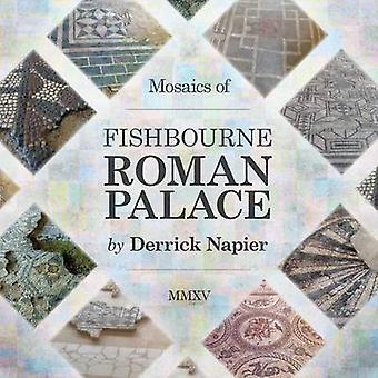 Mosaics of Fishbourne Roman Palace by Napier & Derrick