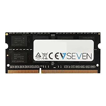 V7 V7149008GBS-LV V7 8GB DDR3 PC3-14900 - 1866mhz SO DIMM Módulo de memória do notebook - V7149008GBS-LV