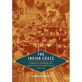 Den indiske dille: Primitivisme, modernisme og Transculturation i amerikansk kunst, 1890-1915