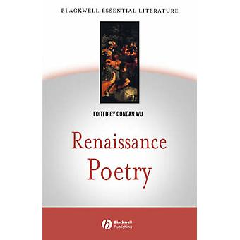 Renaissance Poetry by Wu & Dana SingYung Ed. SingYung Ed. Sin