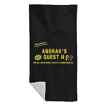 Ready Player One Anoraks Quest Beach Towel