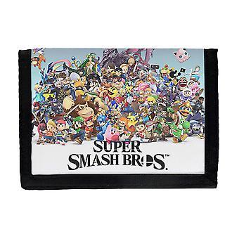 Super Smash Bros Wallet