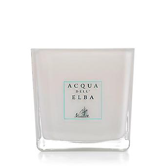 Acqua Dell'Elba Note di Natale Scented Candle 425 g. White Glass Container