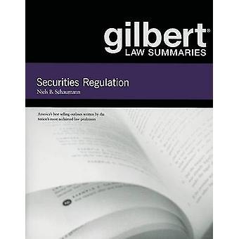 Gilbert Law Résumés sur la réglementation des valeurs mobilières (7e édition révisée)
