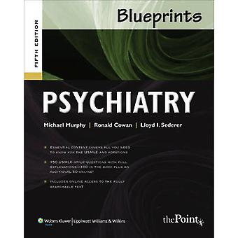 Blueprints Psychiatry (5th Revised edition) by Michael J. Murphy - Ro
