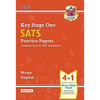 New KS1 Maths and English SATS Practice Papers Pack (for the 2020 tes