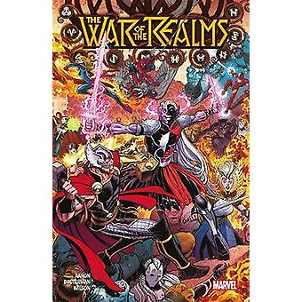 The War Of The Realms by Jason Aaron - 9781846539886 Book