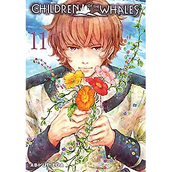 Children of the Whales - Vol. 11 by Abi Umeda - 9781974703708 Book