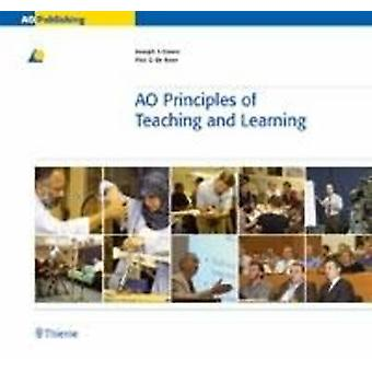 AO Principles of Teaching and Learning by Joseph S. Green - Peit de B