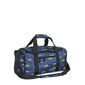 Chiemsee Bags Collection Tote gym - 50 cm - Multicolor (4865 Dk Blue/M Green)