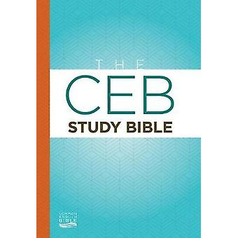 CEB Study Bible Hardcover - The - 9781609262167 Book