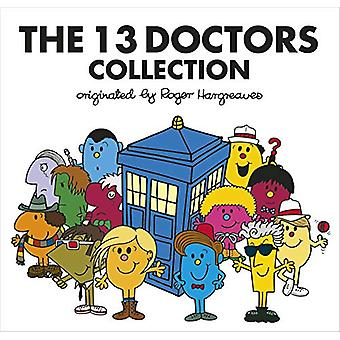 Doctor Who - The 13 Doctors Collection by Adam Hargreaves - 9781405933