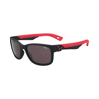 Cebe Avatar Junior Sunglasses - Matt Anthracite Red Frame 1500 Grey Blue Light Cat. 3 Lens Colour