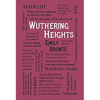 Wuthering Heights by Emily Bronte - 9781684122882 Book