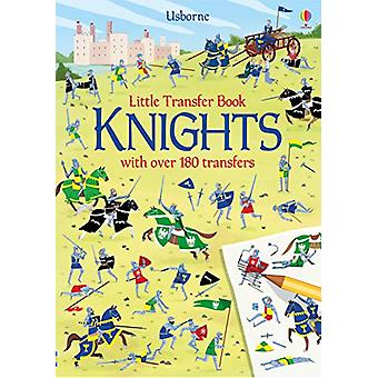 Knights Transfer Activity Book by Abigail Wheatley - 9781474953764 Bo