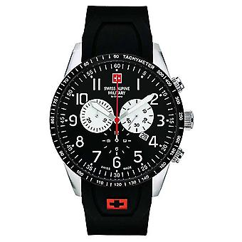 Swiss Alpine Military 7082.9837 men's watch 45 mm