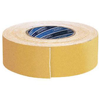 Draper 66233 18M x 50mm jaune Heavy Duty Safety Grip Tape rouleau
