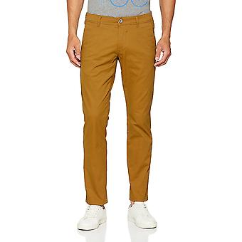 Esprit Men's Stretch Chinos With A Belt