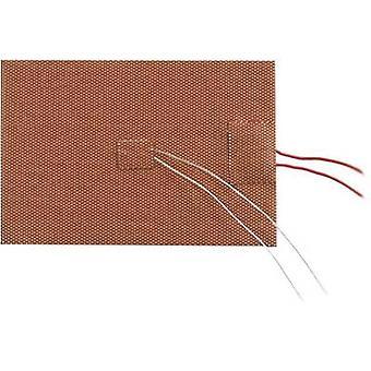 الحرارية TECH سيليكون التدفئة احباط ذاتية اللصق 24 V DC، 24 V AC 150 W IP تصنيف IPX7 (L × W) 150 ملم × 100 ملم