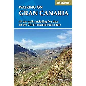 Walking on Gran Canaria - 45 day walks including five days on the GR13