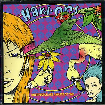 Hard-Ons - Most People Are a Waste of Time [CD] USA import