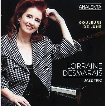 Lorraine Desmarais - Couleurs De Lune [CD] USA import