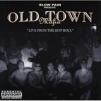 Slow Pain Presents - Old Town Mafia [CD] USA import