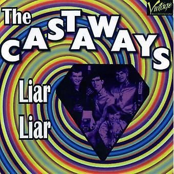 Castaways - menteur menteur/Best of import USA [CD]