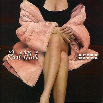 Raul Malo - After Hours [CD] USA import
