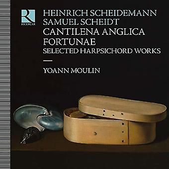 Cantilena Anglica Fortunae [CD] USA import