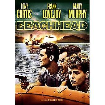 Importación de Estados Unidos cabeza de playa [DVD]