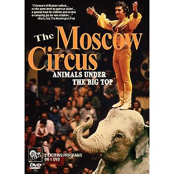Moscow Circus-Animals Under the Big Top [DVD] USA import
