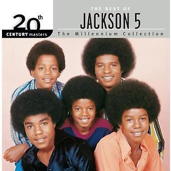 Jackson 5 - Best of Jackson 5-Millennium Collection [CD] USA import