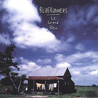 Bluerunners - Le Grand Bleu [CD] USA import