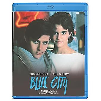 Blue City [Blu-ray] USA import