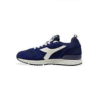 Diadora Blue Plum Titan Reborn Barra Running Sneaker