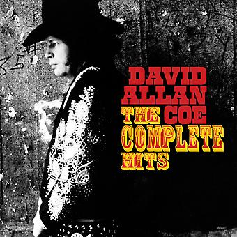 David Allan Coe - David Allan Coe: Complete Hits [CD] USA import