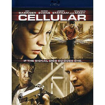 Cellular [BLU-RAY] USA import