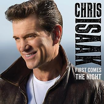 Chris Isaak - First Comes the Night [Vinyl] USA import