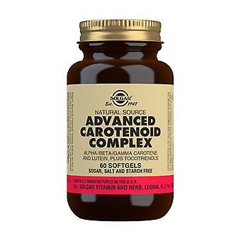 Advanced Carotenoids Complex 60 capsules