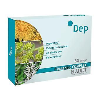 Fitotablet Complex Dep 60 comprimés