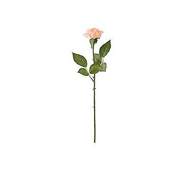 سوغا 5Pcs زهرة الحرير الاصطناعي وردة باقة الجدول Dã©cor