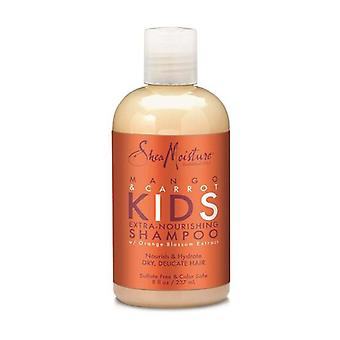 shea moisture m&c kids shmapoo /8oz 236 ml