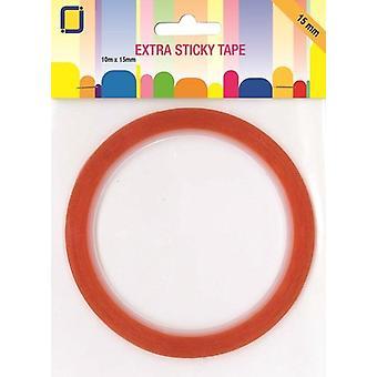 JEJE Produkt Extra Sticky Tape 15 mm
