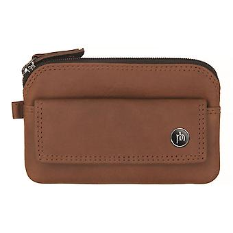 Primehide Womens Small Leather Coin Purse RFID Blocking Ladies 4035