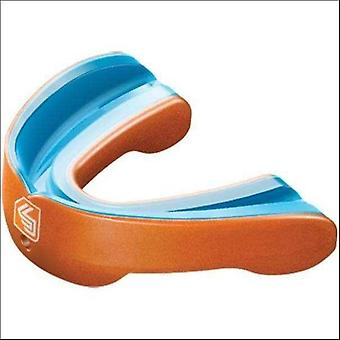 Shock doctor gel nano adult mouthguard orange