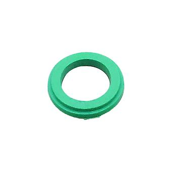 10PCS Rubber Faucet Rubber Seal 20/24MM Green 2 Layers