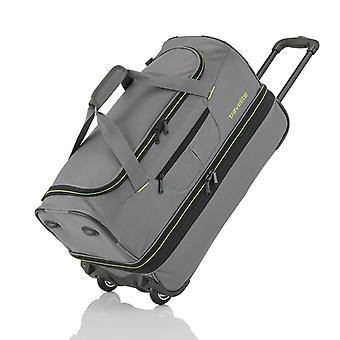 travelite Basics Vaunun matkalaukku 55 cm 2 rullaa laajennettavissa, harmaa