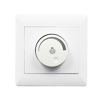 86-type Concealed Installation Led Dimming Controller For Ceiling Light