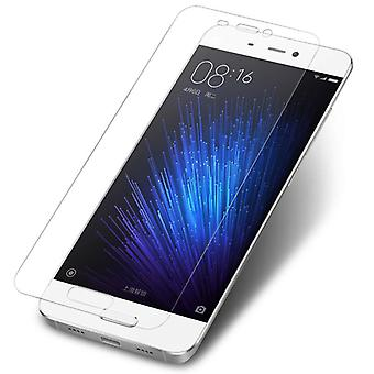 1x Screen Protector for Xiaomi Mi 5 Glass 9H Hardness Protective Glass Tank Glass Transparent